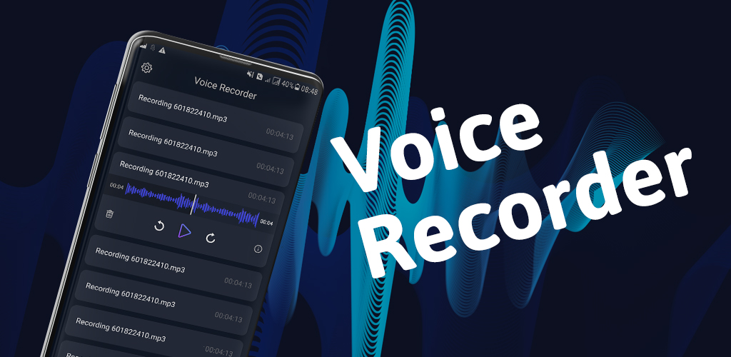 Voice Recorder android feature
